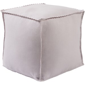 Ipava Pouf Ottoman by Darby Home Co