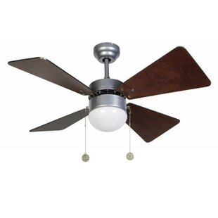 81cm Breezer 4 Blade Ceiling Fan by Lucci Air