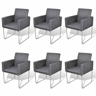 Torney Upholstered Dining Chair (Set of 6..