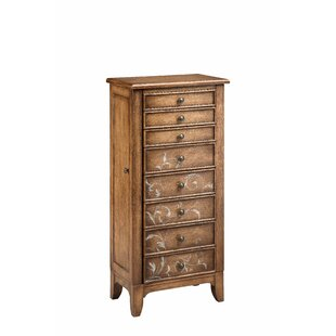 Newell Jewelry Armoire by Stein World