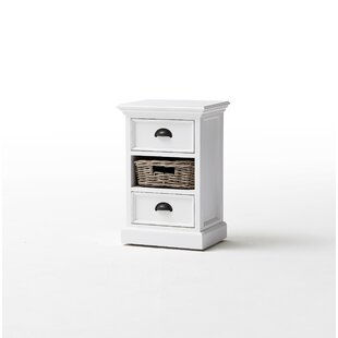 Amityville 2 Drawer Nightstand by Beachcrest Home