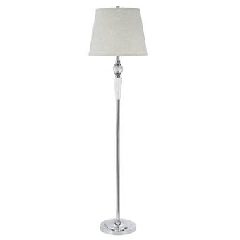 Three Posts Babylon 62 Floor Lamp Reviews Wayfair