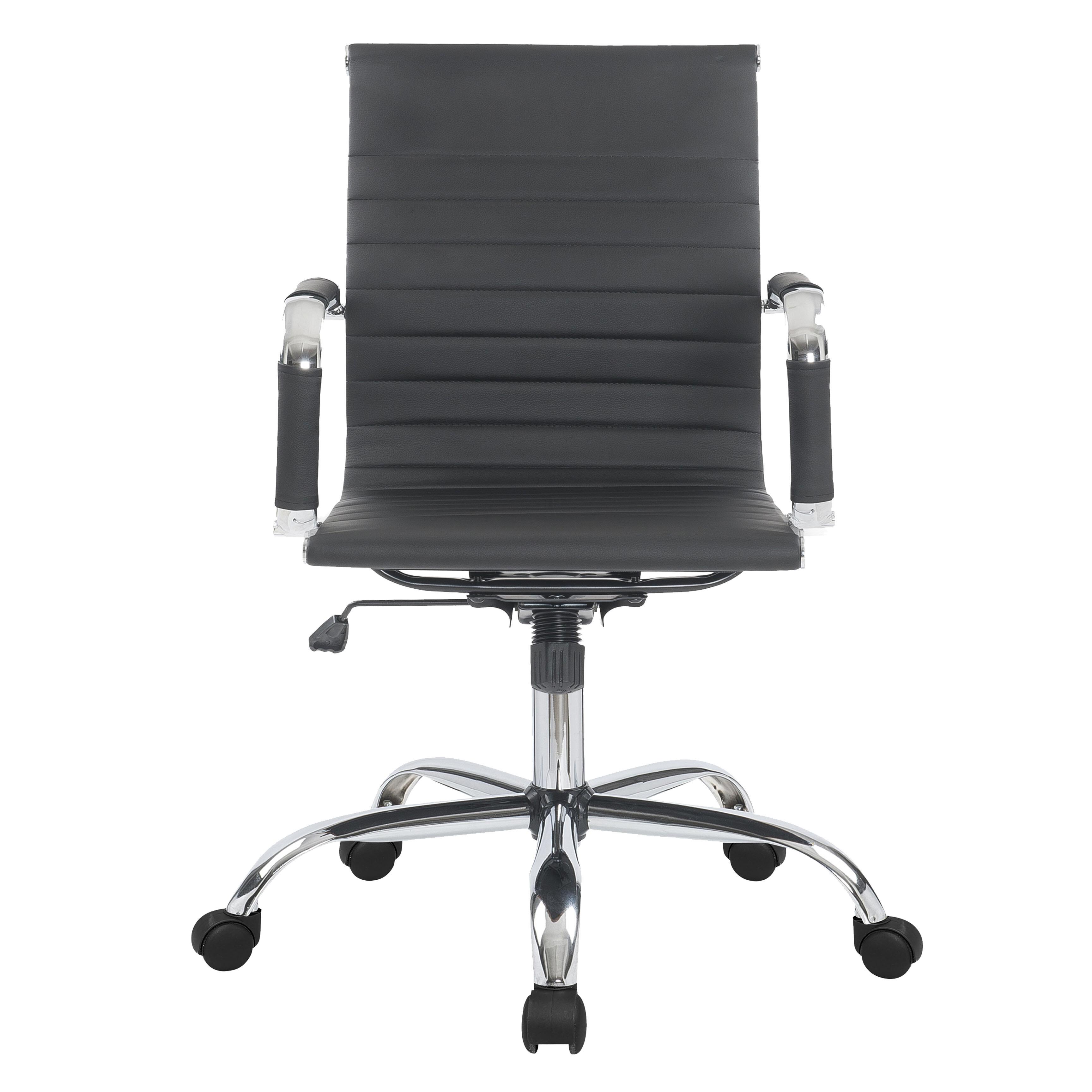 finest selection 534c2 da51f Wayfair Basics High-Back Desk Chair