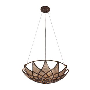 Varaluz Argyle 3-Light Bowl Pendant
