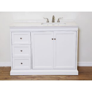 Aria 48 Single Bathroom Vanity Set by Charlton Home