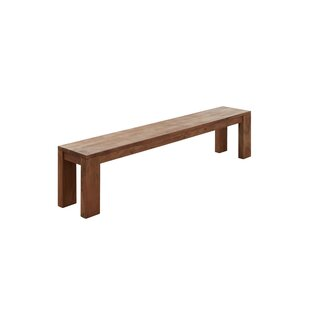 Clairemont Wood Bench By Ebern Designs