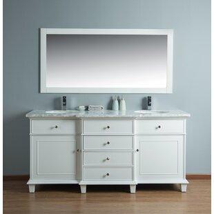 Where buy  72 Double Bathroom Vanity Set ByBirch Lane™