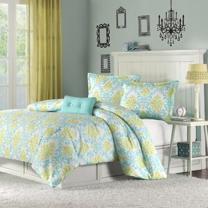 Shamika Duvet Cover Set