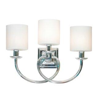 North Brookfield 3-Light Vanity Light by Charlton Home