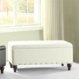 Charlton Home Rozell Upholstered Storage ..