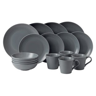 Save  sc 1 st  Wayfair & Grey Dinnerware Sets Youu0027ll Love | Wayfair