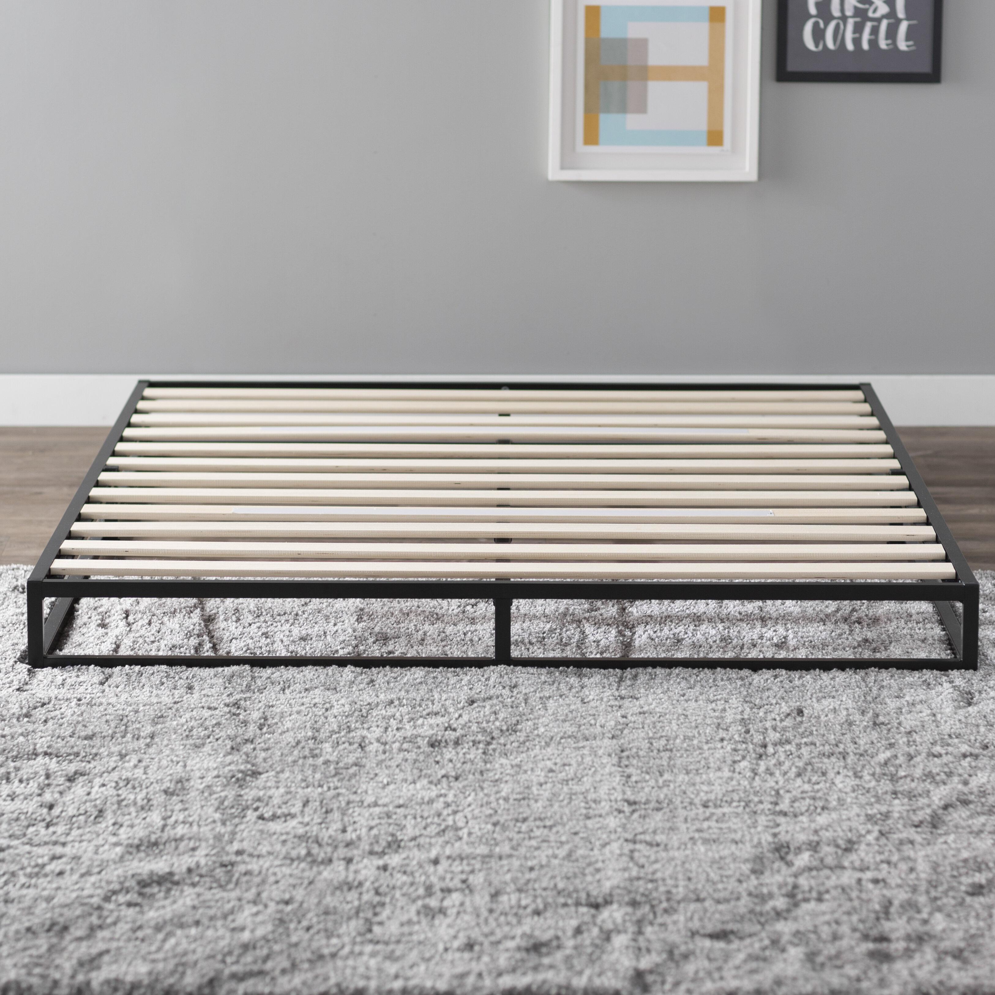 Alwyn Home Hanks Bed Frame Reviews