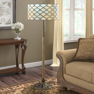 Preston Metal Floor Lamp b..