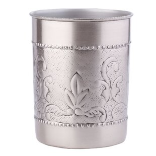 Victoria Embossed Utensil Holder