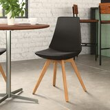 Pera Upholstered Side Chair by B&T Design