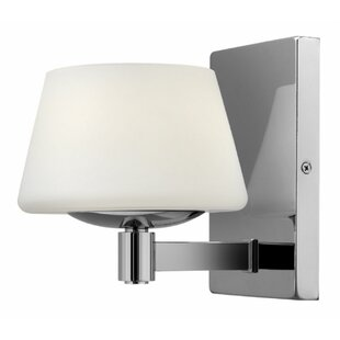 Reviews Bianca 1-Light Bath Sconce By Hinkley Lighting