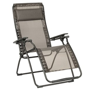 Reclining Folding Recliner Chair By Lafuma