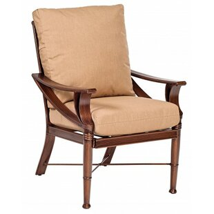 Arkadia Patio Dining Chair with Cushion