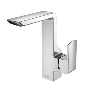 Inexpensive GR Single Hole Bathroom Faucet with Drain Assembly and Comfort Glide™ Technology ByToto