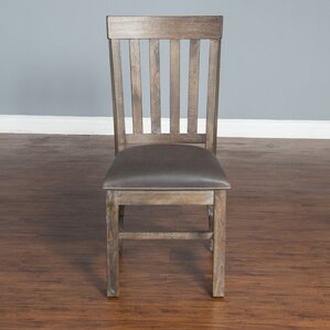 Jayme Slatback Dining Chair by Union Rustic