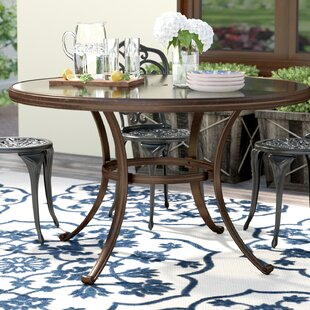 Reviews Mentone Round Dining Table By Darby Home Co