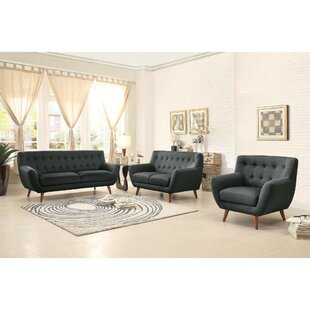 Compare & Buy Vicente Configurable Living Room Set by Brayden Studio Reviews (2019) & Buyer's Guide