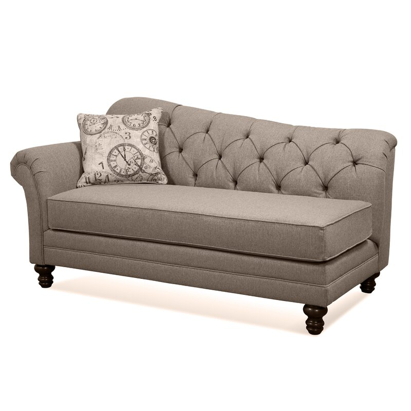 Roundhill Furniture Metropolitan Chaise Lounge