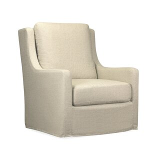 Look for Mcgee Swivel Armchair by Rosecliff Heights Reviews (2019) & Buyer's Guide