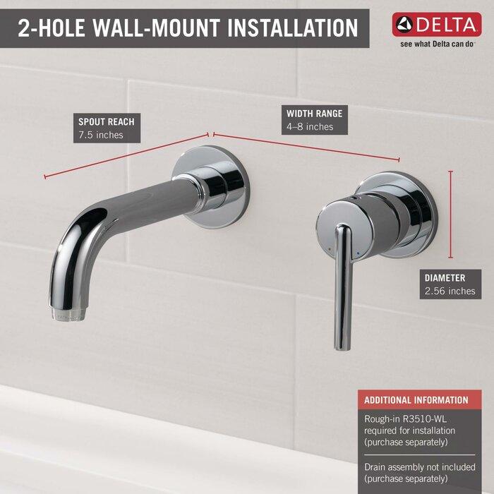 Delta Trinsic Bathroom Faucet Trim Reviews Wayfair Ca