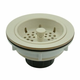 Kingston Brass Gourmetier Grid Kitchen Sink Drain
