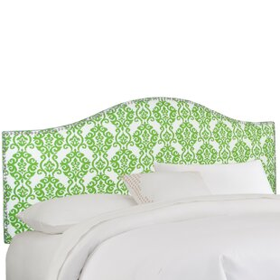 Overman Upholstered Panel Headboard by Bloomsbury Market