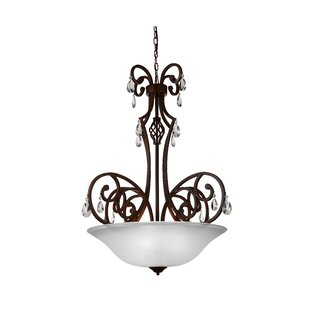 CWI Lighting Shakira 5-Light Bowl Pendant
