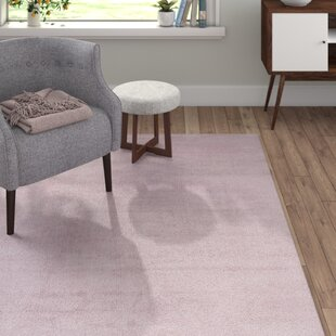 Heracles Tufted powder pink Rug by Tom Tailor