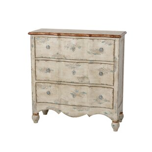 Shoreview 3 Drawer Accent Chest by Ophelia & Co.
