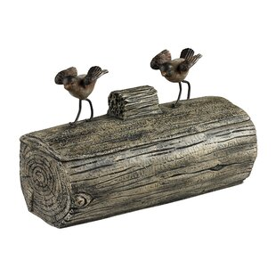 Reviews Little Birds on Log Box ByLoon Peak