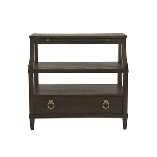 Garton 2 Drawer Nightstand