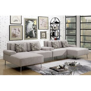 Brayden Studio Curry Modular Sectional