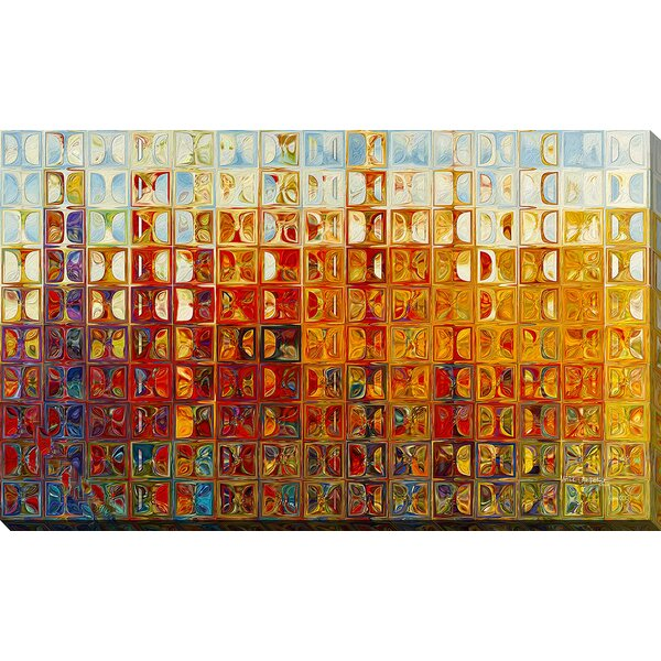 Mosaic Tile Wall Art | Wayfair