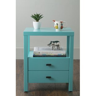 Super Turquoise Nightstand | Wayfair GJ35