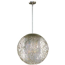 Krajewski 9-Light Pendant by Bungalow Rose