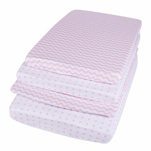 Great choice Pack N Play Portable 2 Piece Sheet Set ByEly's & Co.