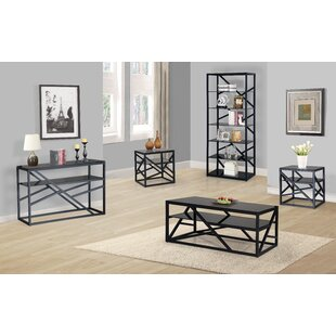 Cardone 3 Piece Coffee Table Set by Brayden Studio