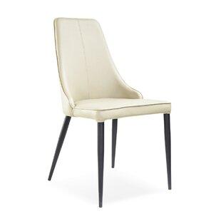 Swigart Modern Upholstered Dining Chair by Orren Ellis