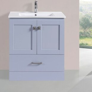 Landrum Modern 30 Single Bathroom Vanity Set by Latitude Run