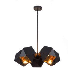 Lembo 5-Light Chandelier by Brayden Studio