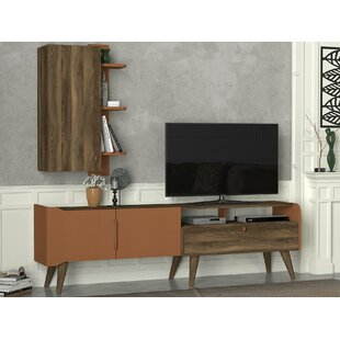 Ferrera Entertainment Unit For TVs Up To 55
