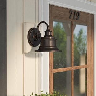 Find the perfect Nightingale 1-Light 23W Outdoor Barn Light By Laurel Foundry Modern Farmhouse