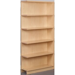 Library Adder Single Face Shelf Standard Bookcase