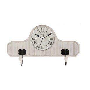 Ordinaire Beadboard Wall Clock