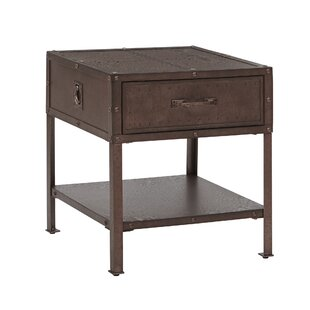 Cearbhall End Table by Trent Austin Design